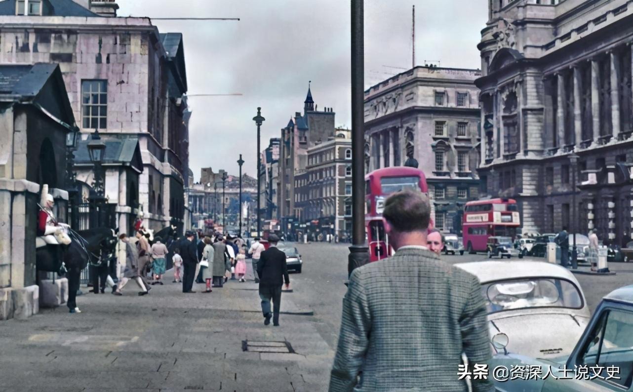 伦敦的崛起:英格兰小城为何用不到2000年,一跃为国际大都市