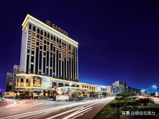 广东省中山市五星级酒店一览表!请问你去过几家?