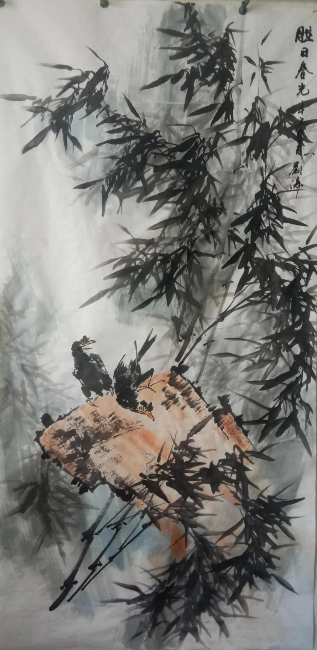 勤耕不辍的画家——刘涛先生作品欣赏