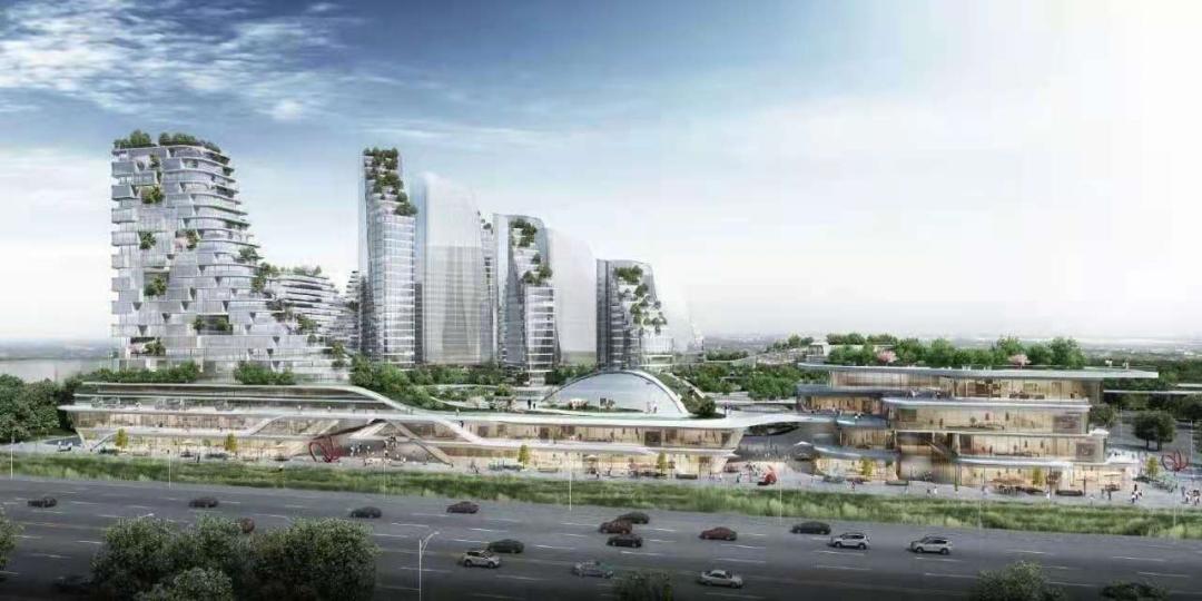 第三篇 | 宜居健康城最新核心板块周边产业全梳理