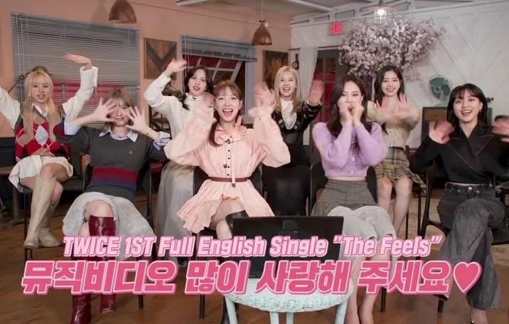 """现役女团主唱是""""舞蹈黑洞?;连子瑜也震惊的TWICE年末行程?"""