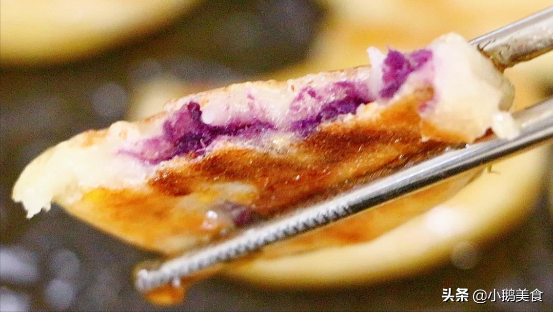 糯米粉這做法實在太好吃了,難怪小吃街那麼火,吃一次就念念不忘