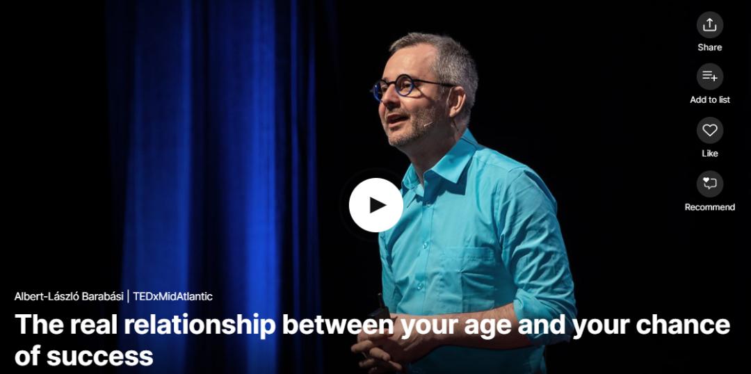 過去這半年,徹底改變我的6個TED演講