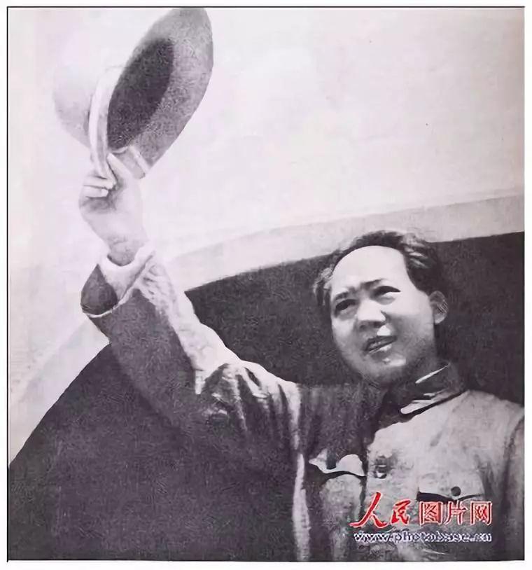 126张照片缅怀毛主席一生!