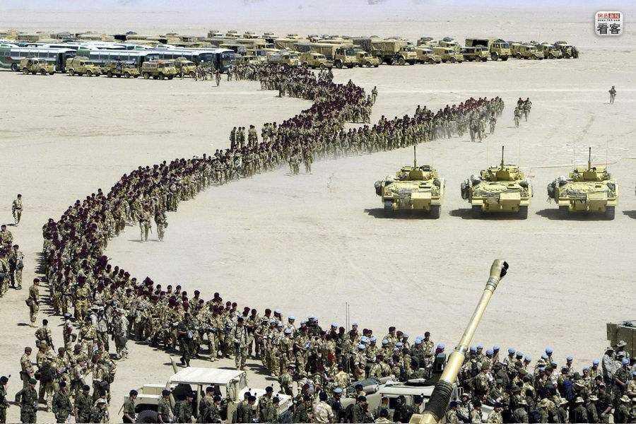 1991年的海灣戰爭為什麽讓當時中國感到震驚?