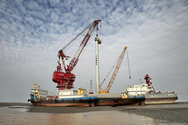 江苏如东,一座海港县城,依然还在继续小有成长