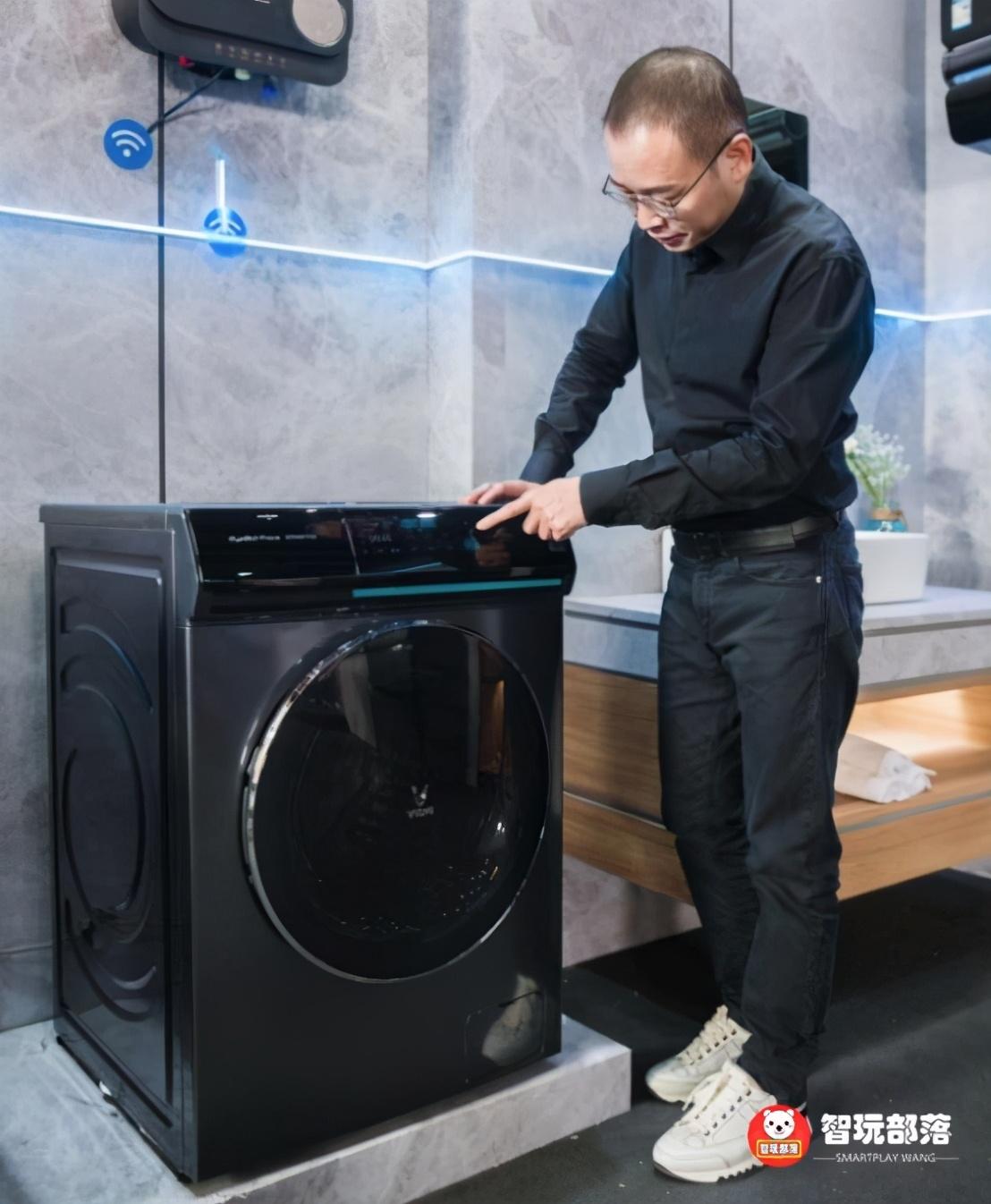 全球首台能刷抖音的大屏冰箱!云米发布多款5G IoT战略新品