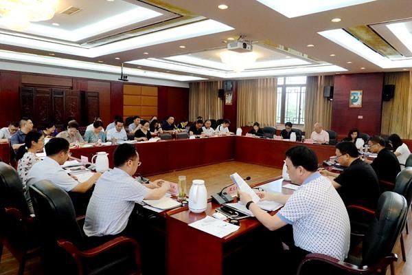 川音党委召开十一届56次常委会 学习习近平总书记近期重要讲话精神