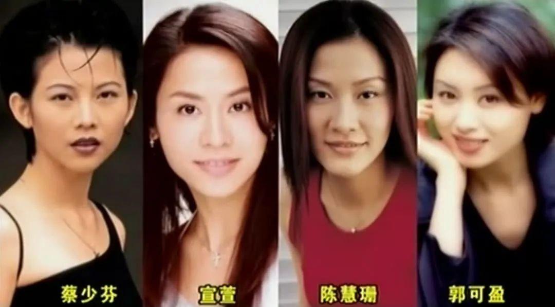 二婚嫁富豪惨遭破产,昔日TVB'视后'竟转行教英语,太惨了