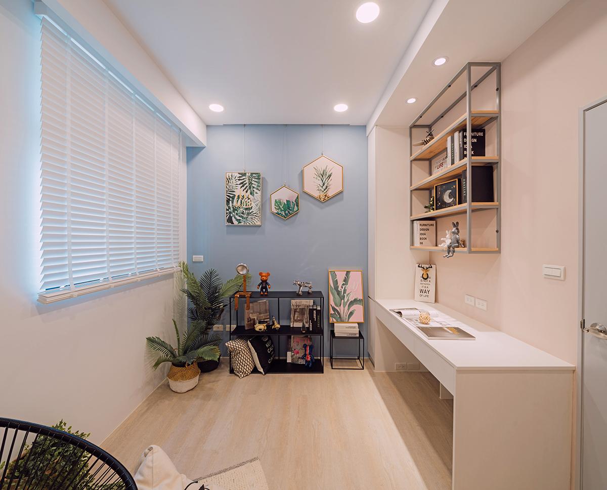 这样的家,住起来真舒适,实用与美观并存,处处都是人性化设计