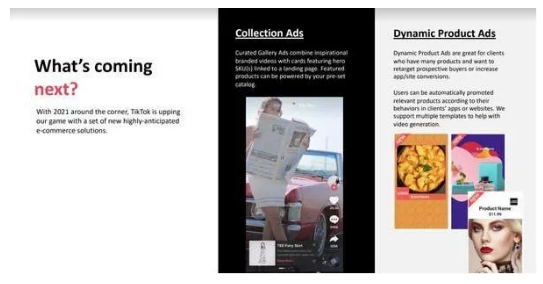 TikTok拓展商业化变现渠道:收藏广告功能、外部组织合作