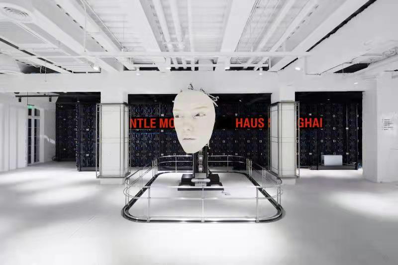 中国首家GENTLE MONSTER HAUS SHANGHAI零售空间揭幕