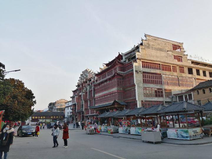 古色古香和现代气息并存,大圩古镇是桂林的独特存在