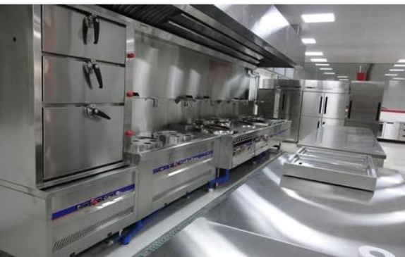 酒店常用商用不锈钢厨具设备有哪些?深圳厨房厨具供应商