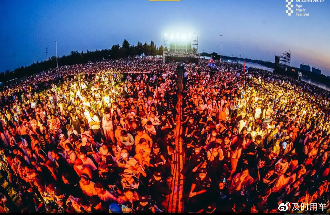 2020淄博麦田音乐节,给你想要的理由爱上打车