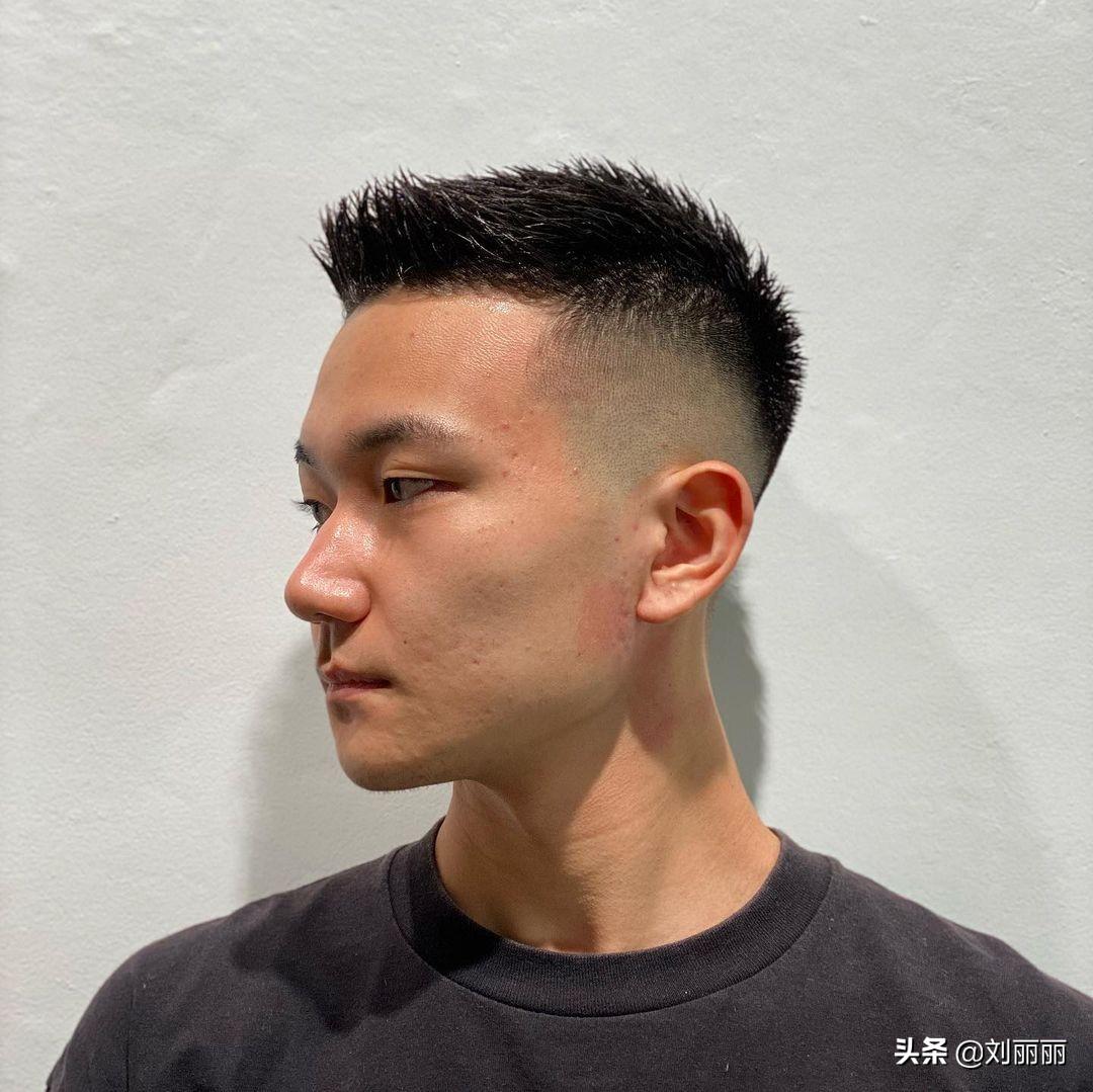 100多款流行发型来了,男士如何选择适合自己脸型的发型