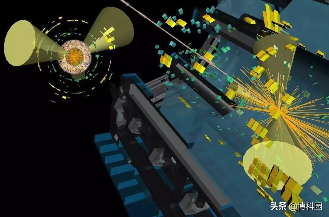 大型强子对撞机,最新突破性发现:由四个夸克组成的未知新粒子