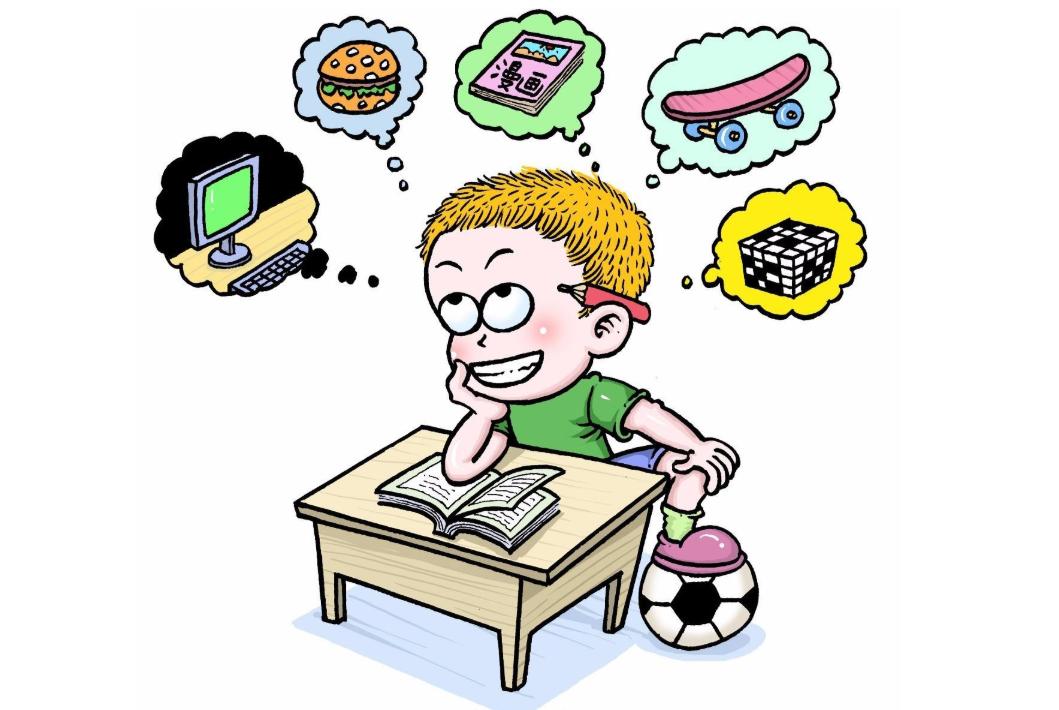 孩子是不是学习的料,从眼神就能看出,不用等他长大插图(4)