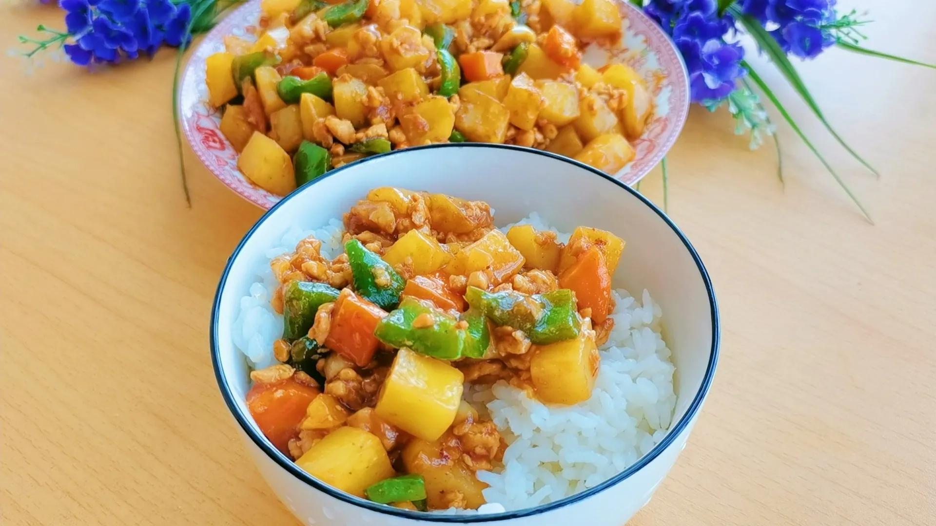 土豆的神仙吃法,连孩子都能多吃半碗饭,制作简单,好吃又营养 美食做法 第14张