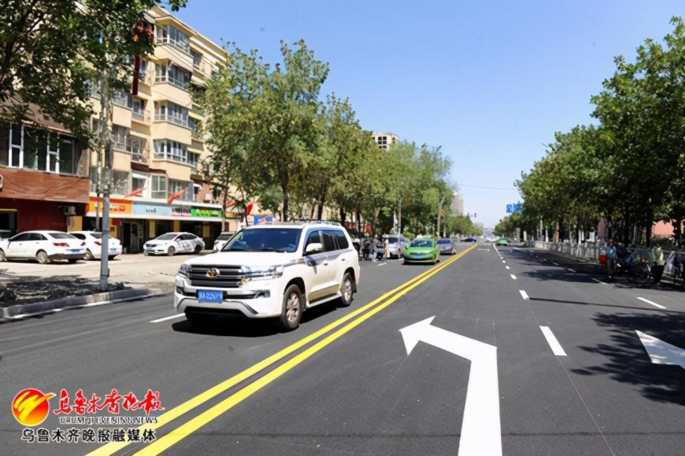 改造道路、增设停车场……米东区城区面貌焕新居民点赞