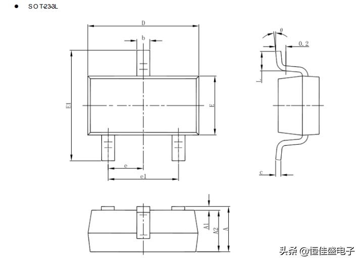 LN61C--电压检测芯片