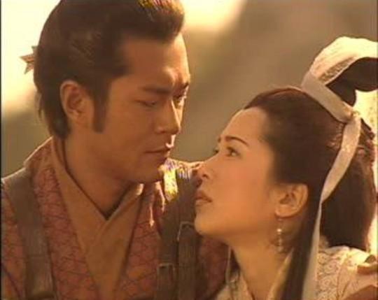 《寻秦记》:琴清和乌廷芳,项少龙更爱谁?