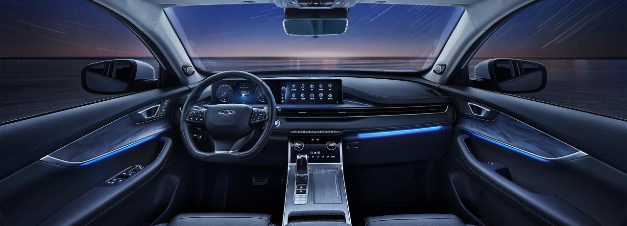 「汽车V报」领克03+Cyan定制版正式上市;吉利帝豪L内饰官图发布-20210928-VDGER