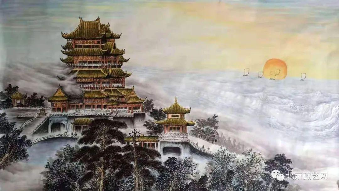 「新时代书画代表人物・潘伟刚」献礼建党100周年作品展