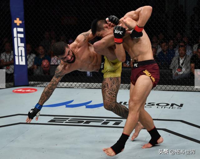 中国MMA一哥李景亮最新对局确定,为冲击前15继续战斗