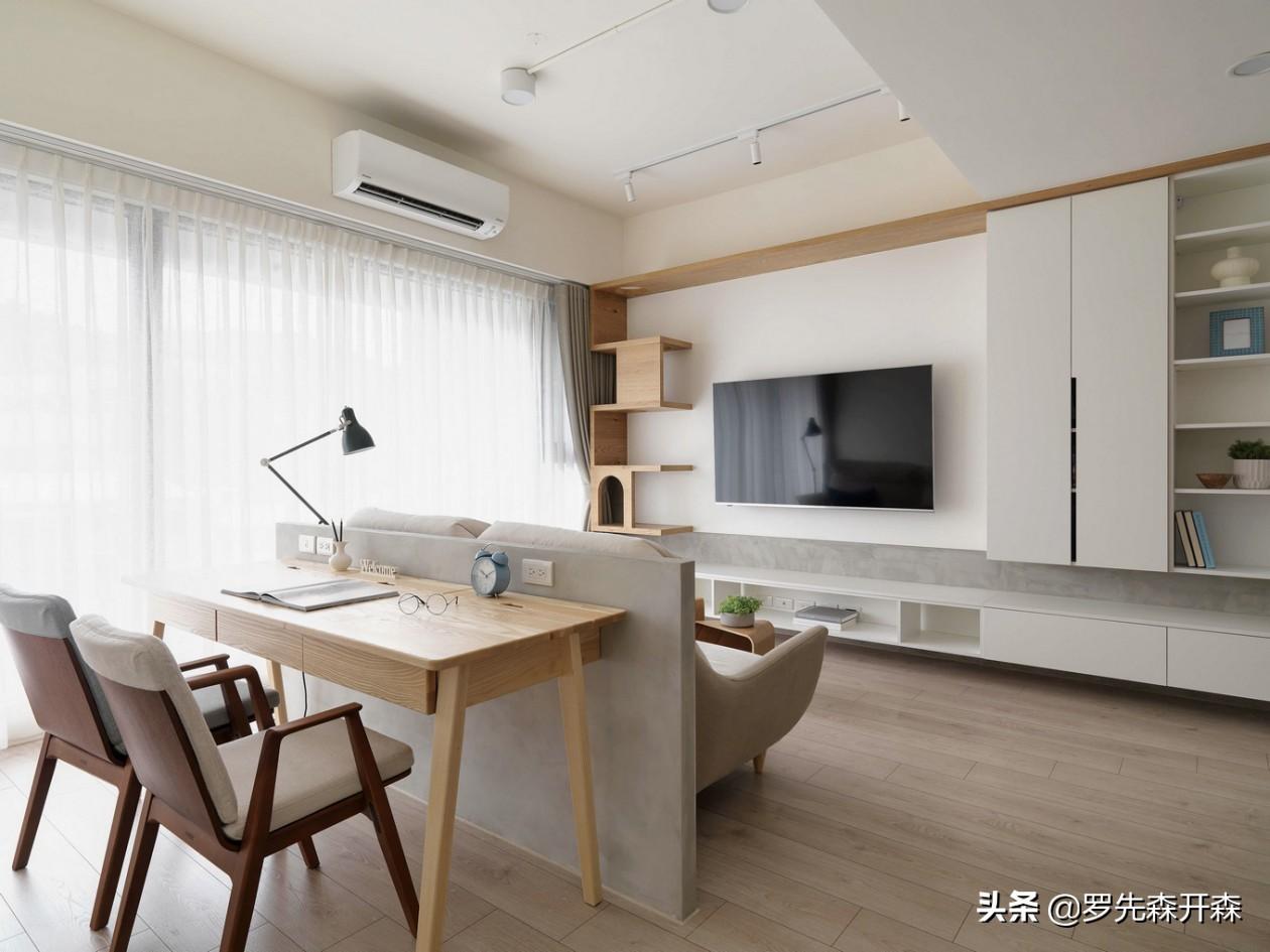 日式风亲子宅——简单纯色的自在
