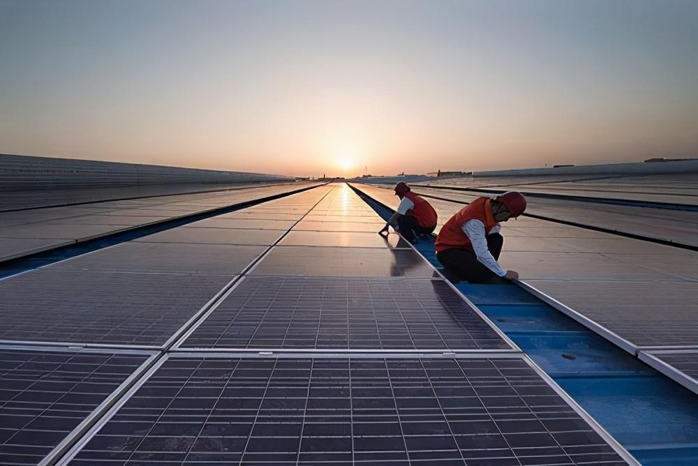 光伏发电,轻松实现能源消费的升级