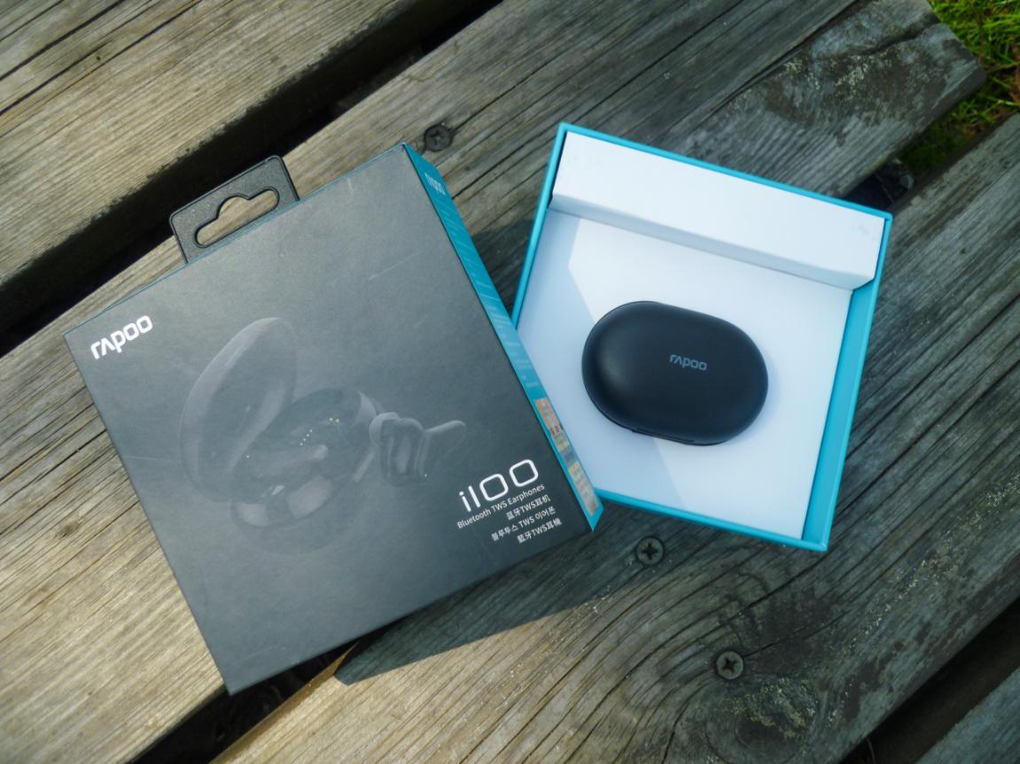 百元耳机听出千元级音质!雷柏i100 蓝牙TWS耳机测评体验