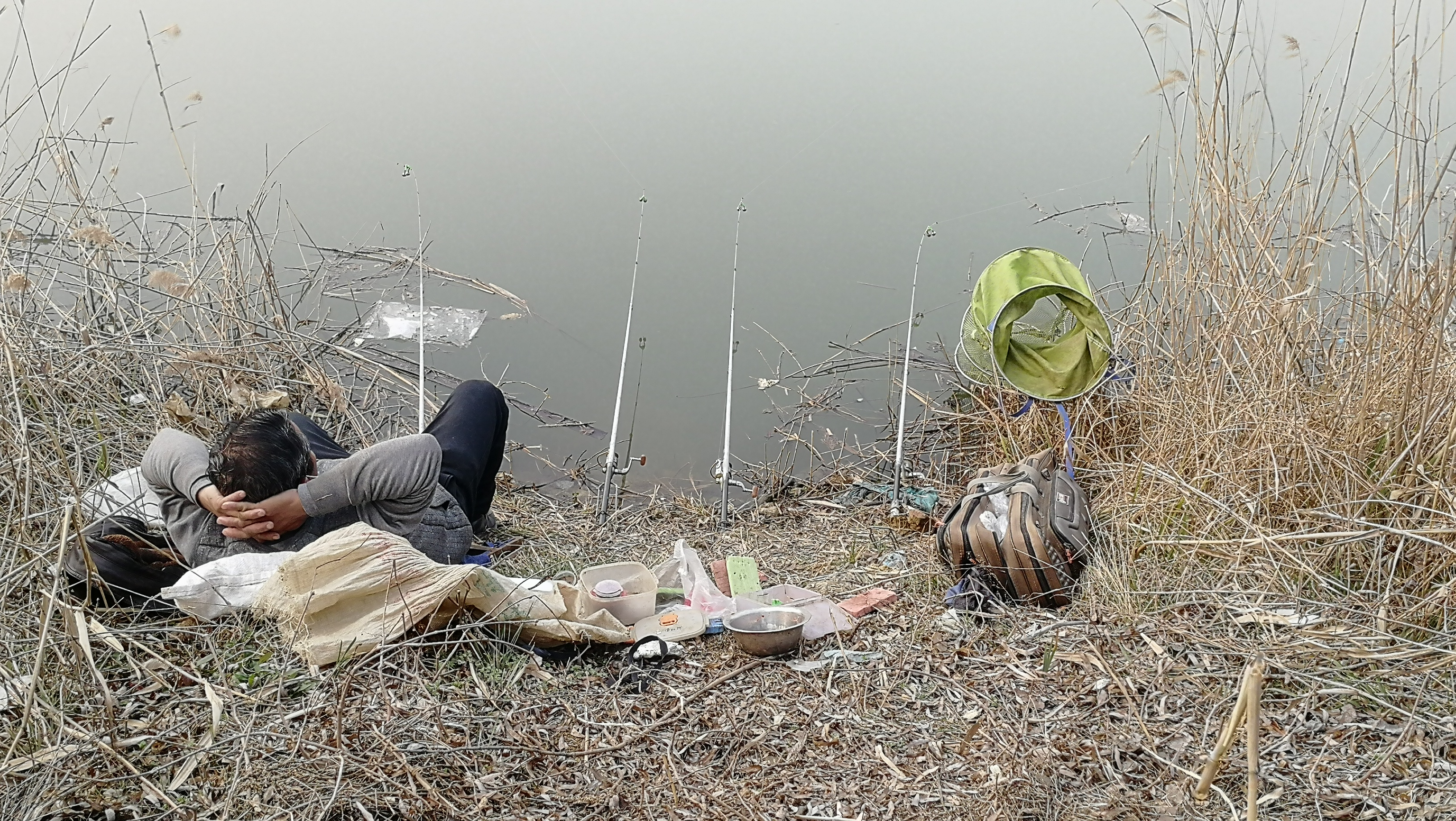 春天钓鱼把握这一点,资源允许,鲫鱼鲤鱼竿不是问题!