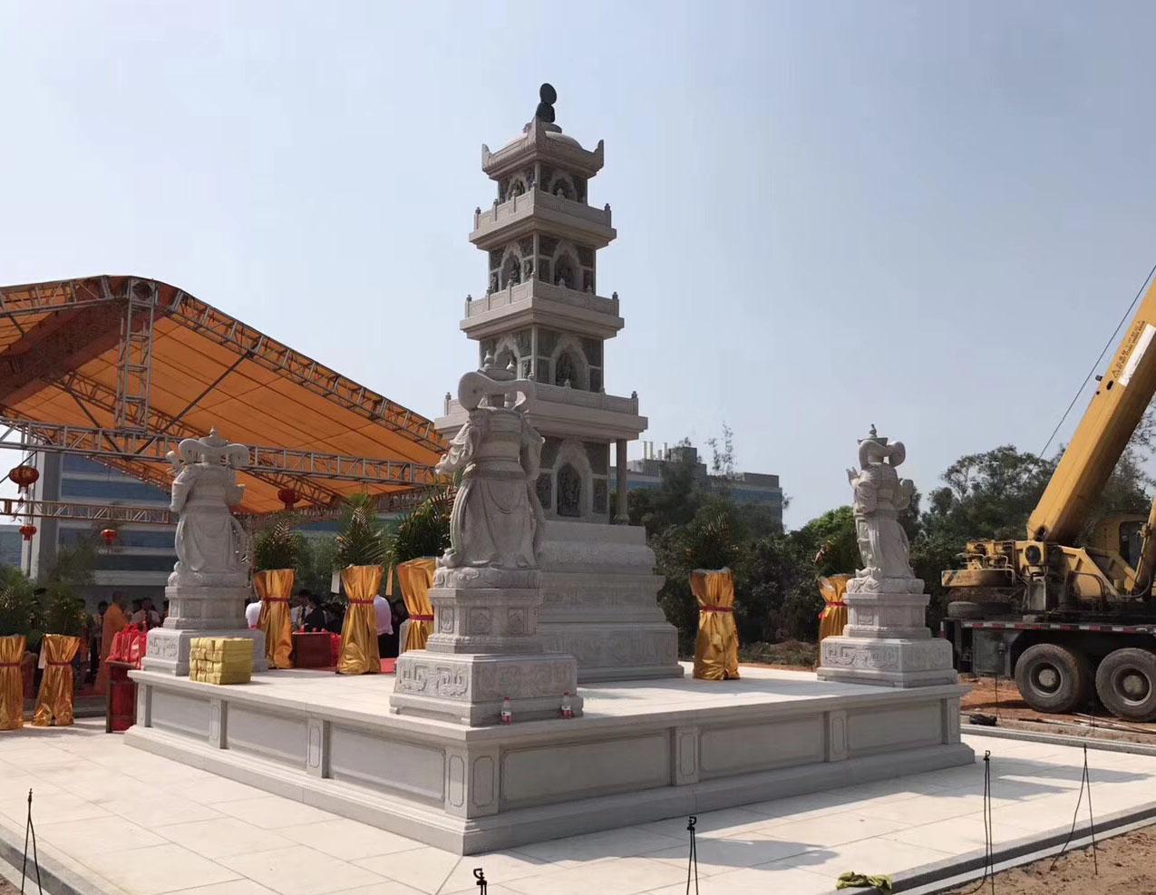寺庙为什么供奉四大天王