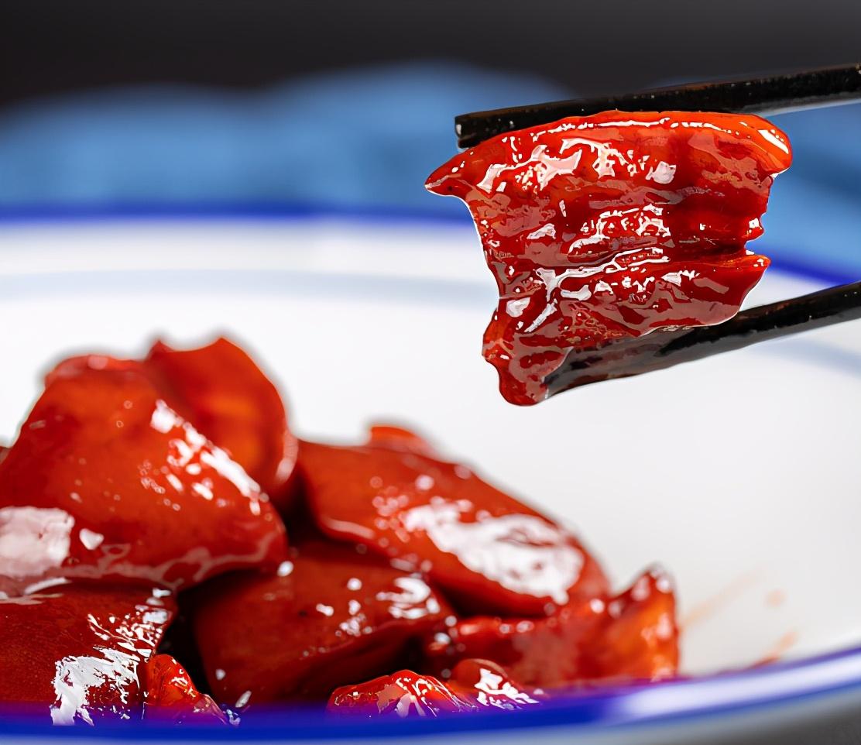 红烧肉别放八角、桂皮,试试这两样,做出来特香,减肥都要吃一顿 美食做法 第15张