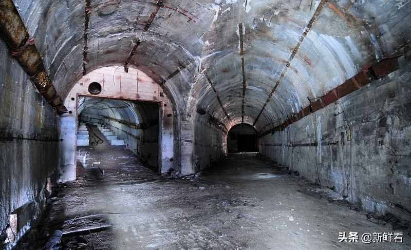 禁區探祕:海參崴的核潛艇基地,神祕的蘇聯海軍地下工事