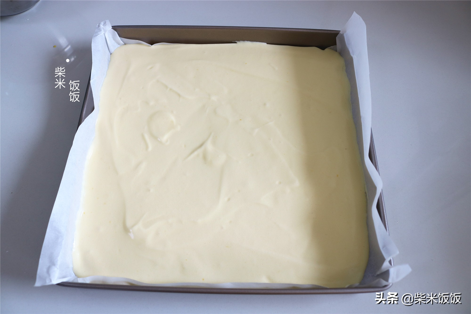 做蛋糕卷,我一直用這個配方,3個要點把握好,一次成功