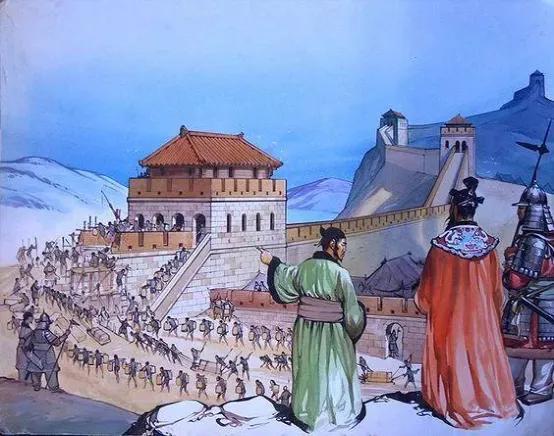 河阴之变:南北朝时代的中场休息与重新洗牌