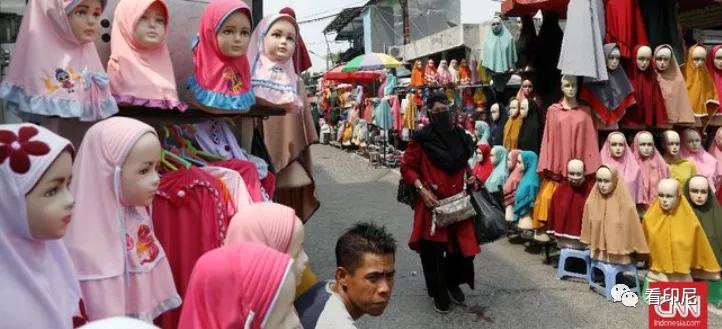 印尼今日第二阶段疫苗接种开始,商贩们有希望了