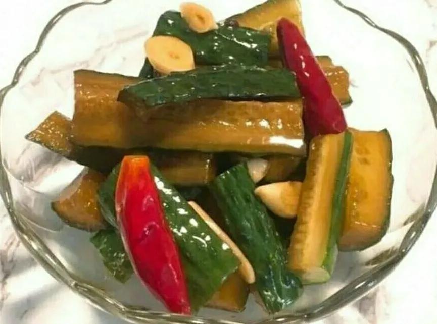 最常卖的六十种酱菜的做法(上) 美食做法 第4张
