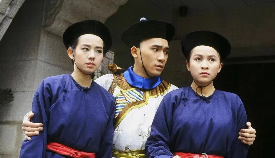 韦小宝这个角色,显示了周星驰无可匹敌的传神功力