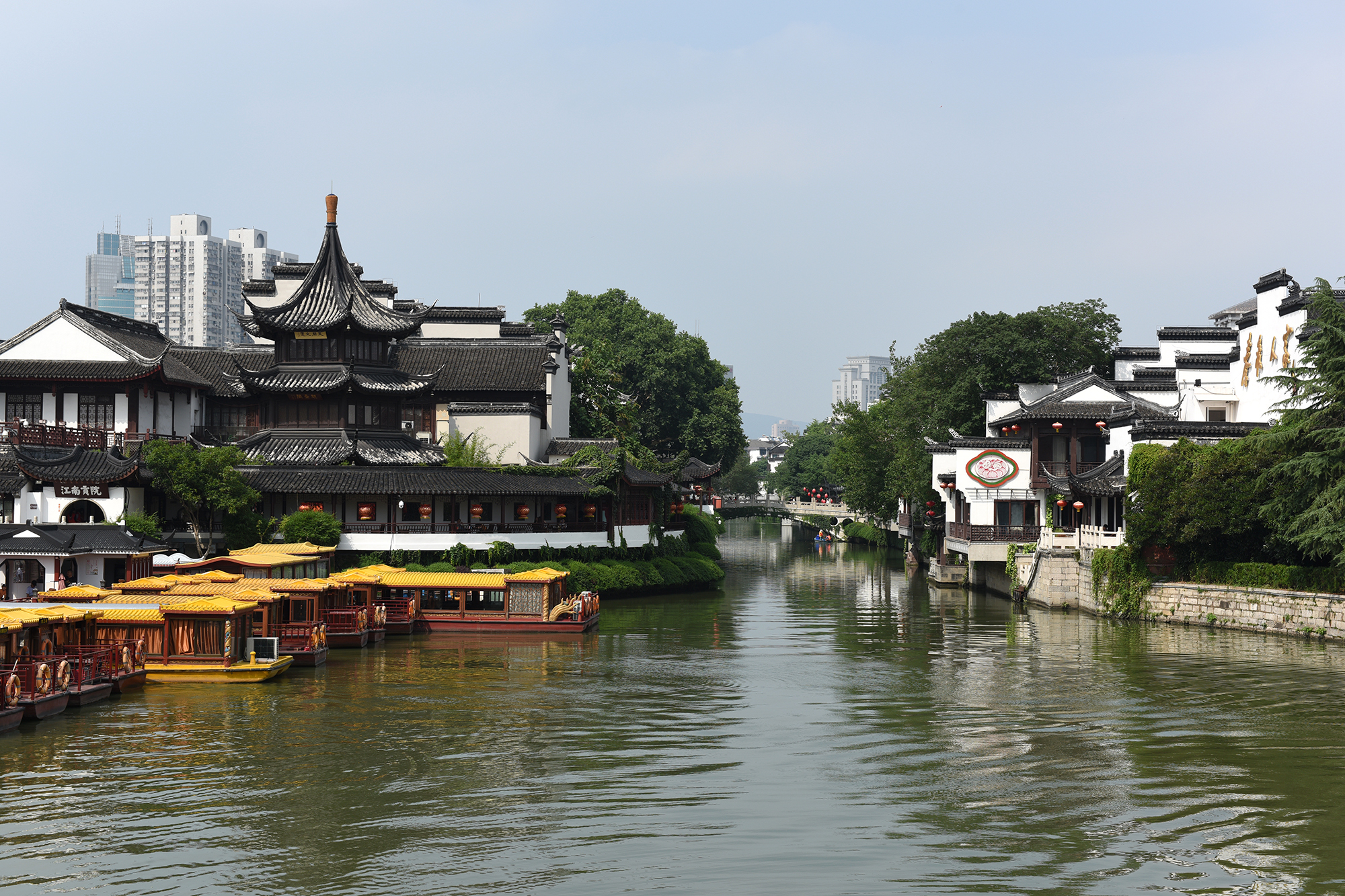 南京旅游别总去夫子庙,这5个景点更值得一去,你都去过吗?