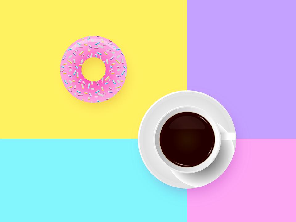 爱喝咖啡的人显年轻,看看中招了吗