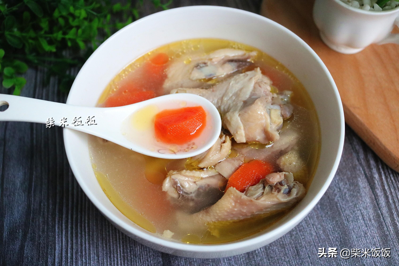 春天多喝汤,做法简单,营养滋润去干燥,现在喝正当时 食疗养生 第3张