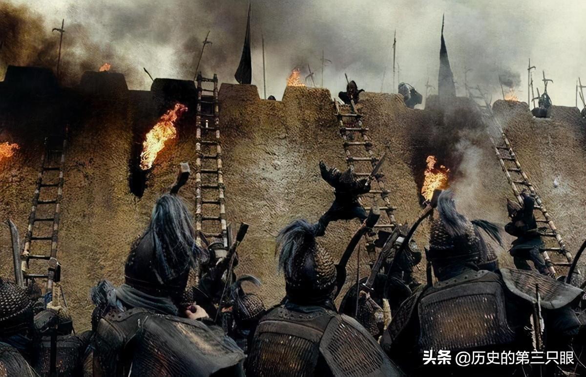 西晋时期五胡乱华惨剧的发生,源于司马炎两个作死的制度