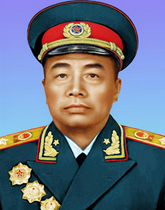 谈谈解放军五虎将——彭、林、刘、徐、粟的排名