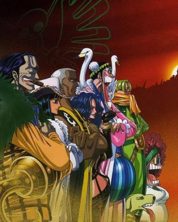 海賊王中七武海手下實力對比,唐吉坷德家族強勢,有三個光桿司令