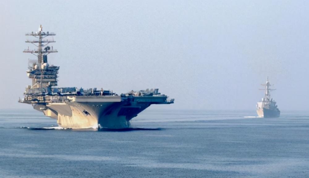 中国:谁让你的航母频频来南海?美媒:中国有个猎杀航母的大计划