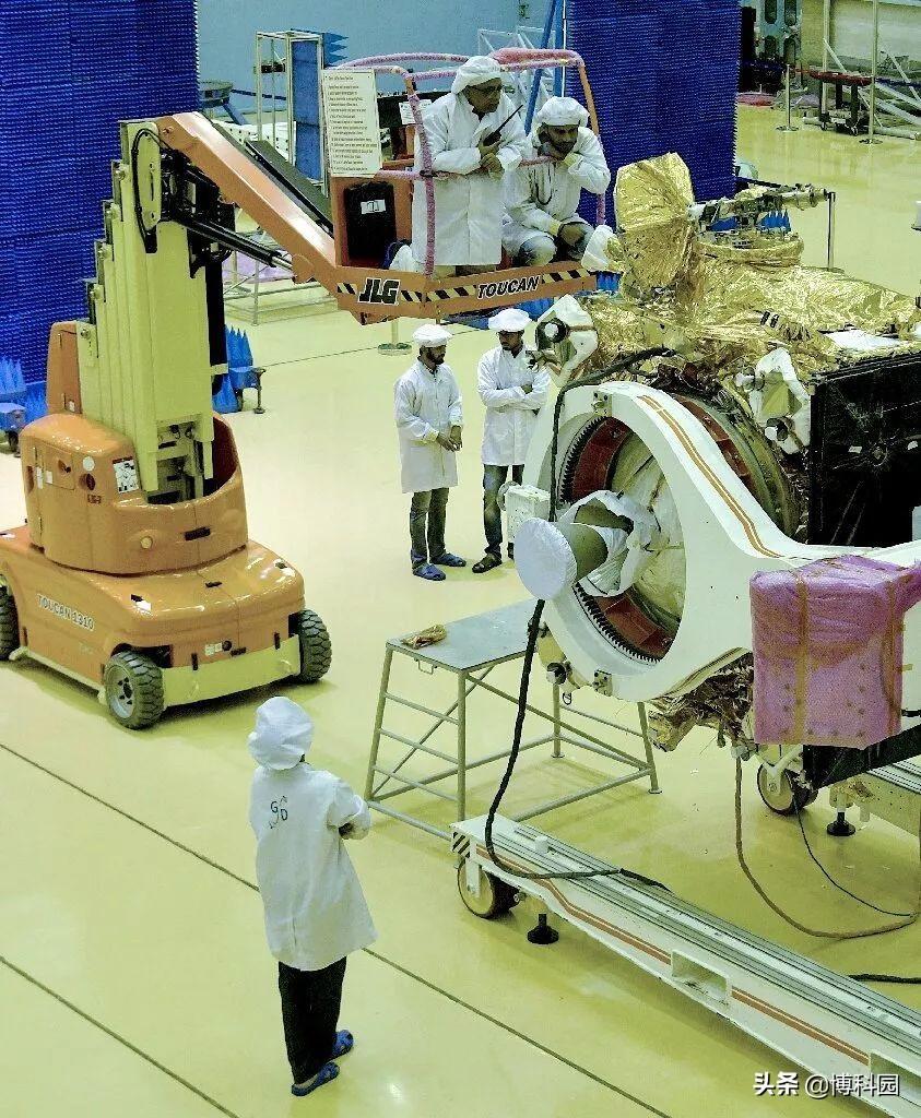 """印度也要登月了?7月15日印度将发射""""月船2号"""""""