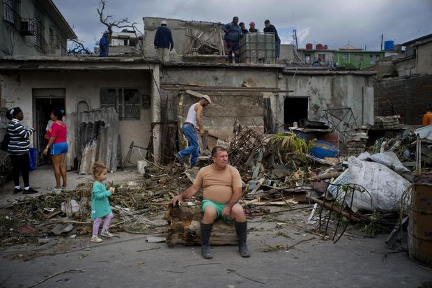 美国龙卷风的破坏性图片合集